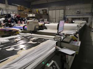 Investronica DIAMOND 250 Automated cutting machine