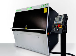 Used Hartweg HMUno  Laser CO2 cutting machine