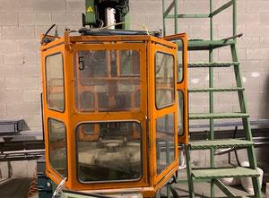 Enjeksiyon kalıplama makinesi Turra FTV 60/40