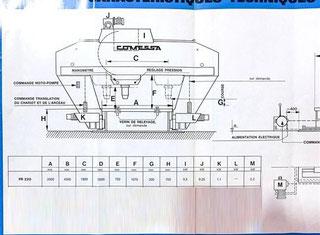Comessa 220 t P91204067