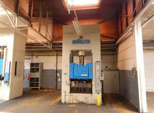 Muller ZE 160 t metal press