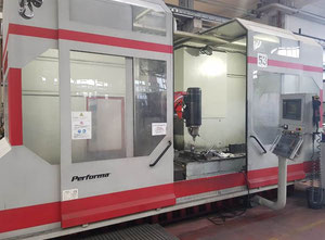 Bed type milling machine MECOF type PERFORMA - CNC HEIDENHAIN TNC 430M