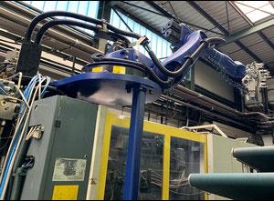 Battenfeld HM 10000 2P 7700 UNILOG B4 Spritzgießmaschine