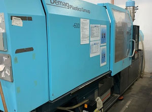 Demag Extra 80-430 Injection moulding machine