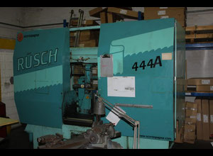 Rusch 444a CNC band saw for metal