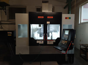 Quaser MF 630C Machining center - 5 axis