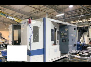 Mori Seiki MH 63 Machining center - palletized
