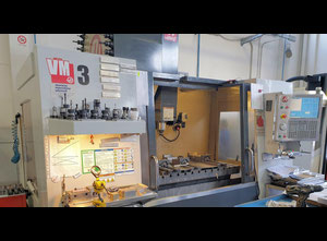 Pionowe centrum obróbcze Haas VM3 MOULD MAKER