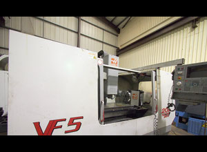 Haas VF-5 Machining center - vertical