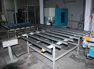 Yilmaz Makine Sanayi CCL 1660, DK 540, CNC 610 P91206072