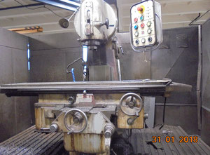 Vertical milling machine TOS FA 5BV