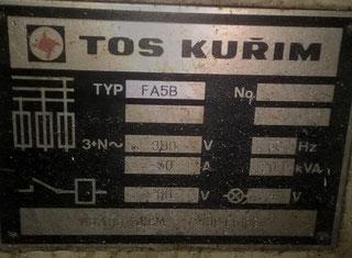 TOS FA 5BV P91206086
