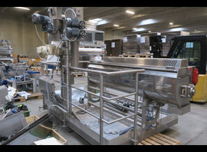 Zindo La Baresina 6×4 Complete pasta or pizza production line