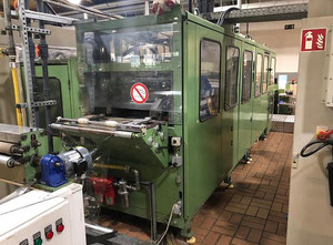Illig RDK 54 Thermoformer Thermoform - Rollenautomat