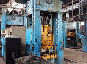 Trimming press TMP Voronezh K9538 - 630 ton
