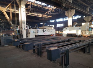 Ficep TIPO G25 LG Automatic/ CNC turret drilling machine