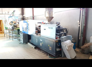 Tederic TRX 188 Spritzgießmaschine