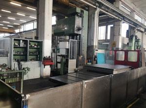 Used TOS WHN 13 C ECS 4801 Table type boring machine CNC