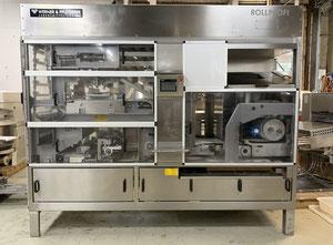 Línea completa de producción de panes Rollprofi