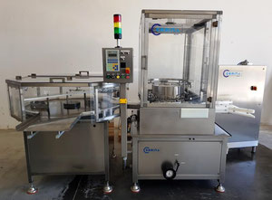 CORIMA  Mod. WRB8 - Continuous motion vial washer used