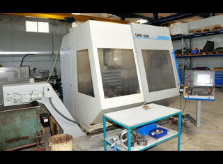 Mikron UMC 600 P91209086