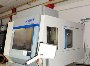 Mikron VCP 1000 Bearbeitungszentrum Vertikal