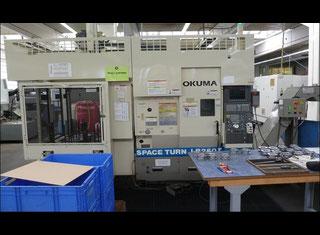 Okuma Space Turn LB-250T P91209097