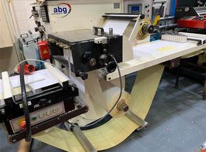 ABG Omega SR410 Rollenschneidmaschine