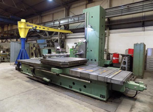 Table Type Boring Machine TOS WHN 13 NC