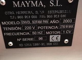 Mayma S.L. Envol. Sofami Pan P91210076