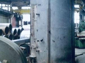 Degussa Electric 280 kW Schmelzofen