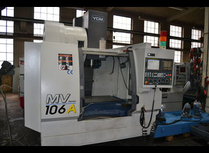 YCM MV-106A Machining center - vertical