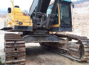 Volvo EC700B LC Excavator / Bulldozer / Loaders