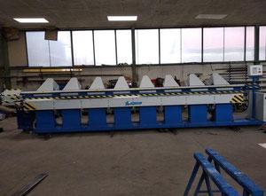 Silindir büküm makinası Zako Skotnice OHP-2-6/8-D-OP77/313C -145°