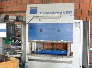 Trumpf TrumaBend V 50 Abkantpresse CNC/NC