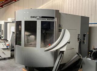 Deckel Maho DMG DMU 60 T P91211074