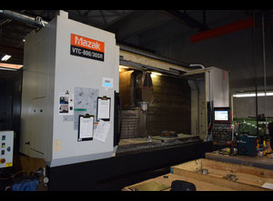 Mazak VTC 800 - 30 SR high speed machining center