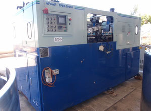 Chompower CPSE-2000H Blowmoulding machine