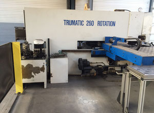Trumpf TRUMATIC 260 ROTATION Punching machine