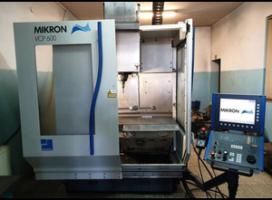 MIKRON VCP 600 Machining center - vertical