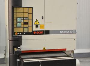 SCM SANDYA 10S Used multihead moulder