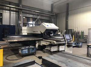 Trumpf TruMatic 7000 CNC Laser punching machine