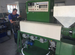 Taiwan 63 mm / 20 DL Extrusion line