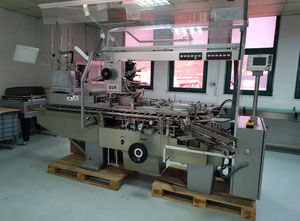 CAM GUK FA 21/4 Cartonac Cartoning machine for pharma sector