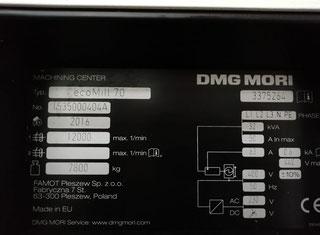 Dmg Mori DMU 70 Ecomill P91213006