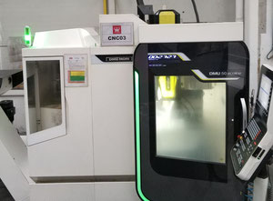 Dmg Mori DMU 50 Ecoline Machining center - 5 axis