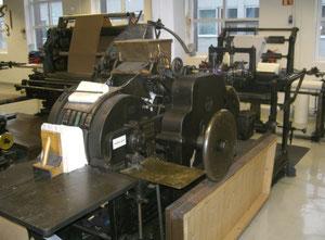 W&H Matador 20 Бумагоделательная машина