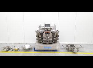 Pesadora multicabezal Yamato ADW-714-SW - Pesadora combinada multi-cabezal  scale