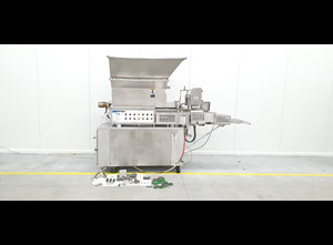 Former un ancien hamburger - Machine de production, conditionnement et division de beurre Formax F6