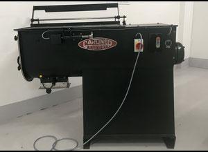 Mezcladora de polvo Gardner U-trough ribbon blender